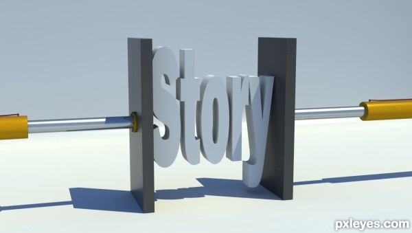 how to make a short story on scratch