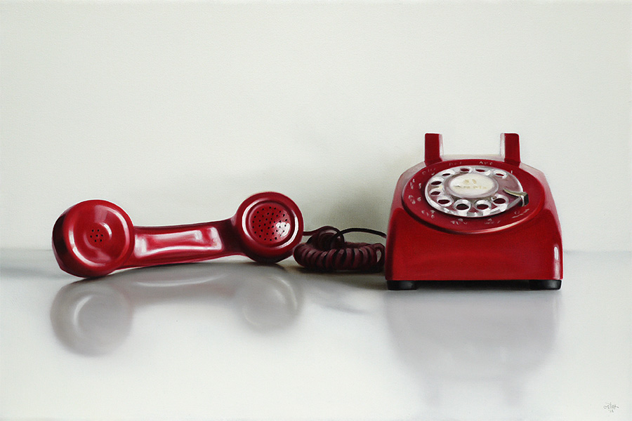 from Mark hook up rotary telephone