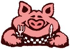 Pig Out | EVIL ENGLISH I Pigged Out For A Week