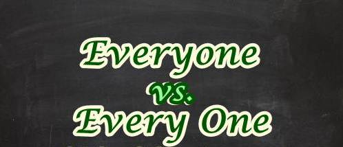 Everyone Atau Every One