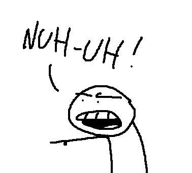 Nuh-uh! (Conan OBrien) | Reaction GIFs