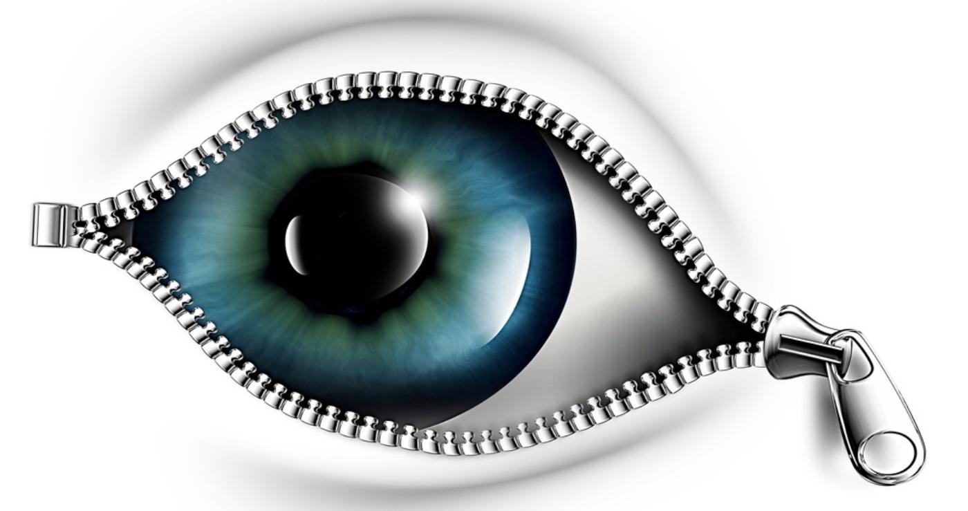 Eye-Opening   EVIL ENGLISH